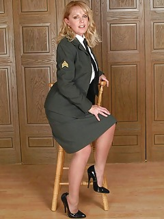 Mature Uniform Pics